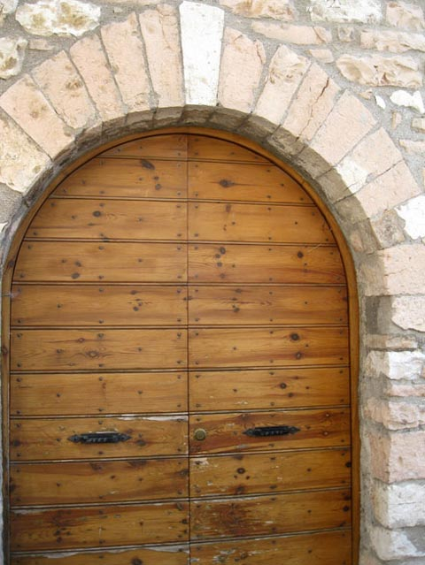 restored-stall-door-with-gothic-pointed-arch