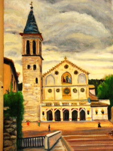 Tom Robichaud's Spoleto Cathedral