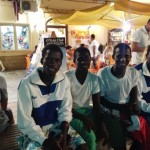 Refugees from Mali now safe in Lampedusa and hoping for a better life-1