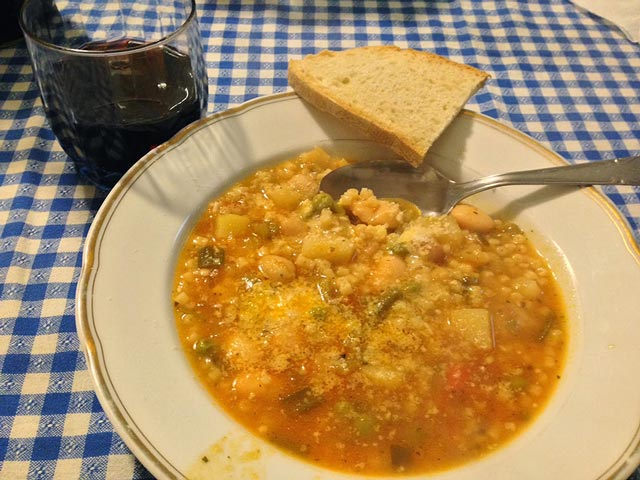 Minestrone-goodness