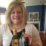 Co-host Susette discovers Umbrian olive oil in DC!
