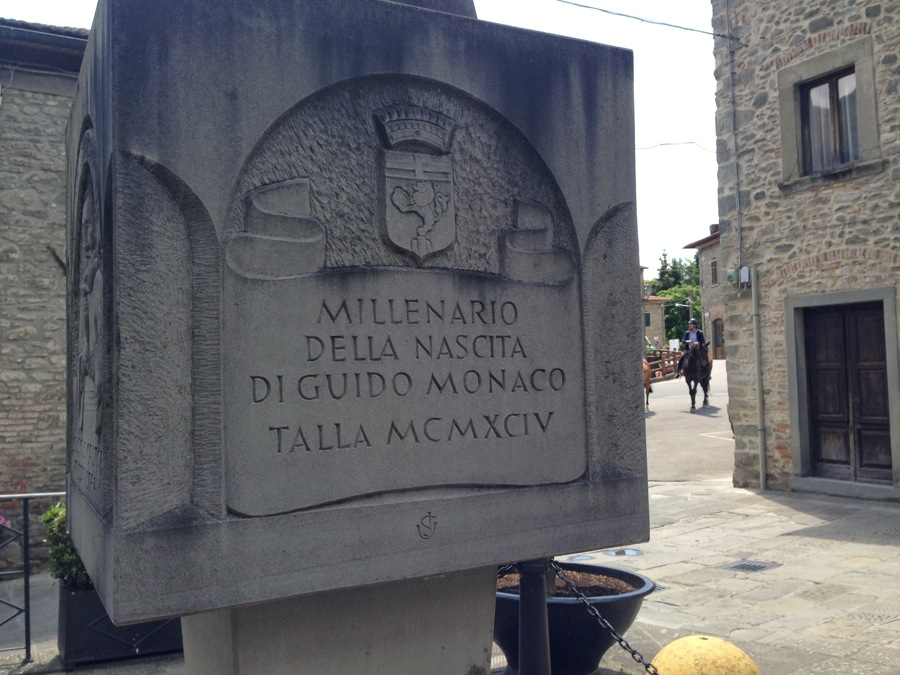 Guido Monaca remembered in Talla