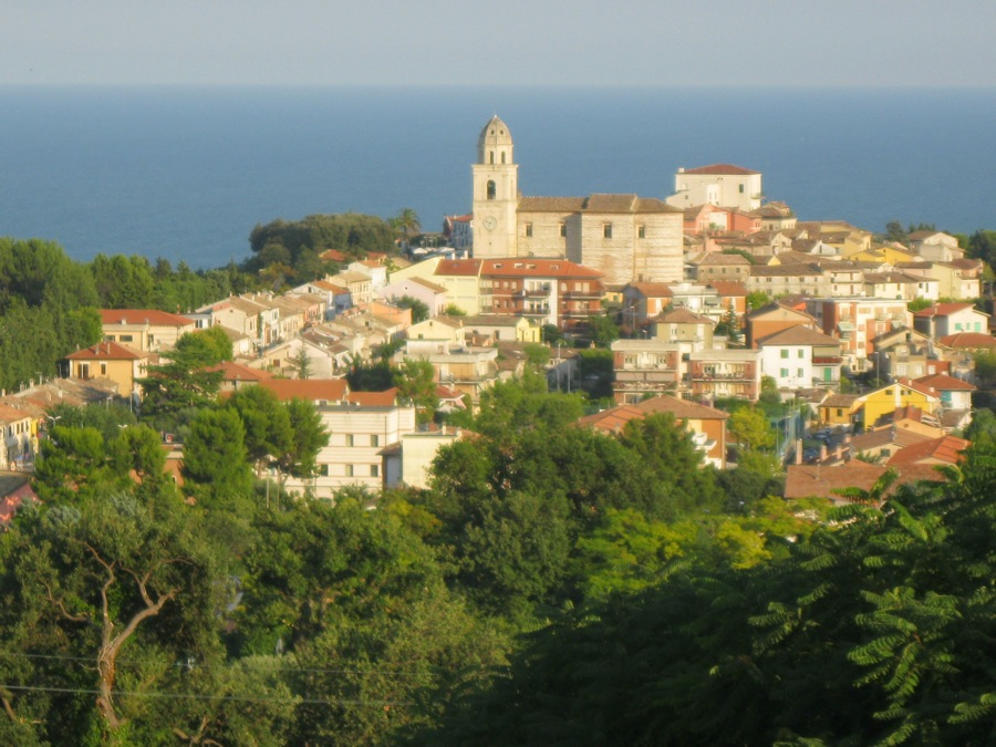 SIROLO ON THE SEA, THE MARCHES REGION