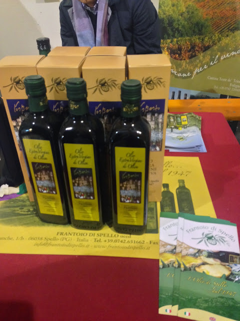 Olive oil on sale  - but not much this year