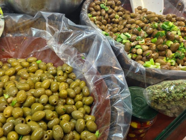 Olive temptations from Puglia