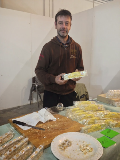 Torrone - all the way from Sardegna