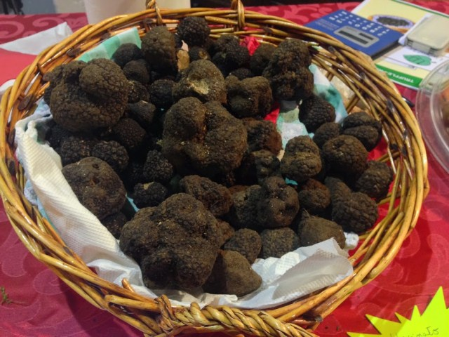 Truffles are the heart of this food festival