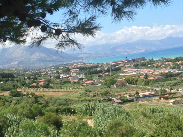 Campofelice, about an hour east of Palermo