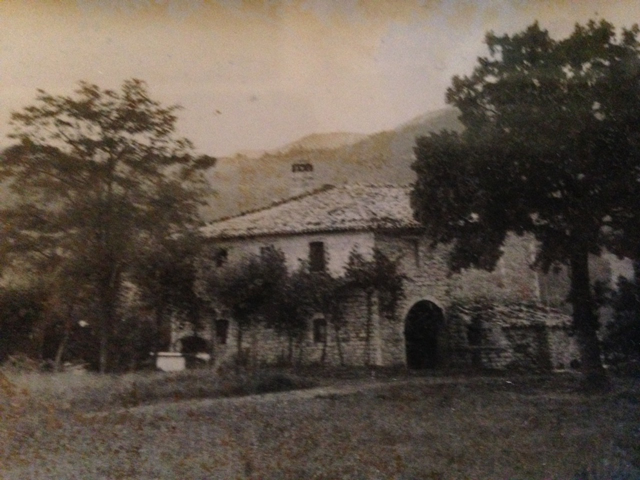 Our farmhouse, 1975