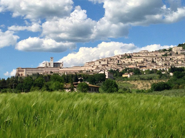 "Assisi, ""crown jewel"" of Umbria's medieval hilltowns"
