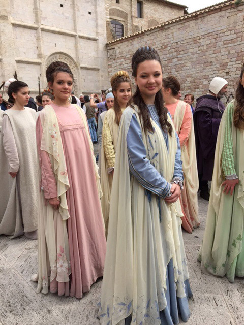 Calendimaggio: medieval May passione reigns in Assisi