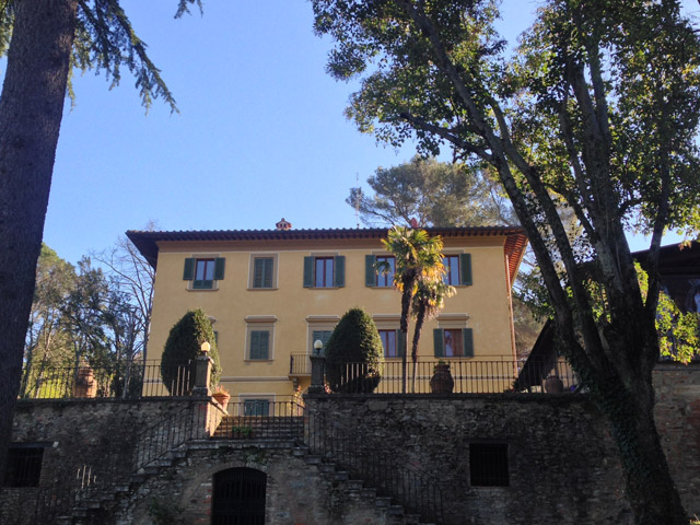 Casa Volpi, family-run, welcoming hotel just outside of Arezzo