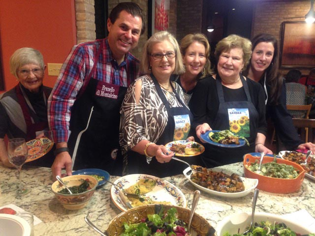 An Austin cooking comeback with David and Judy