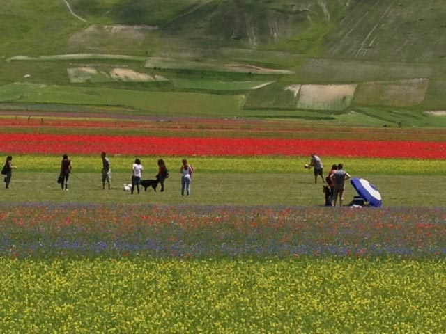 people-at-castelluccio