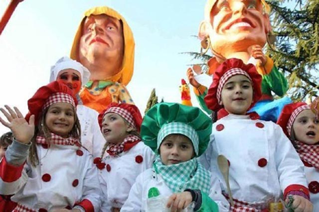 Carnevale, Castagnole and Other Pleasures 01