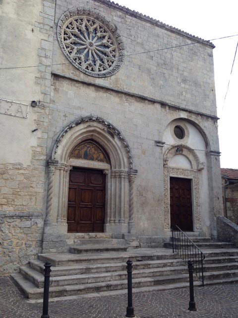 church-front