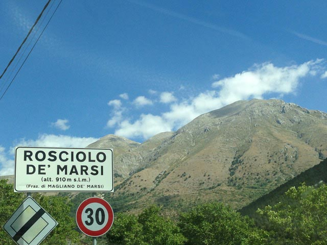 rosciolo-mountain