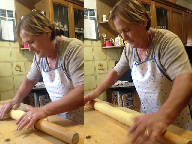 Rural Feasting Near Deruta: Homemade Pasta – and Not Only… 01 – 08