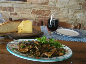 Umbria recipes zucchini