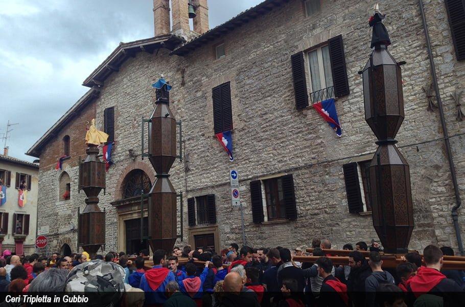 Ceri Tripletta in Gubbio