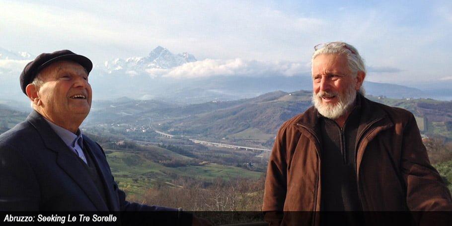 Abruzzo: Le Tre Sorelle
