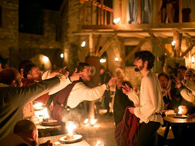 Assisi's Calendimaggio: Living La Passione 1 – 06