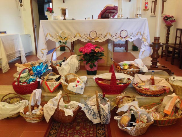 In Umbria, an Easter Morning Feast 05