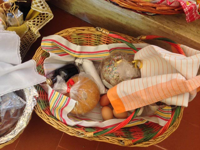 In Umbria, an Easter Morning Feast 03