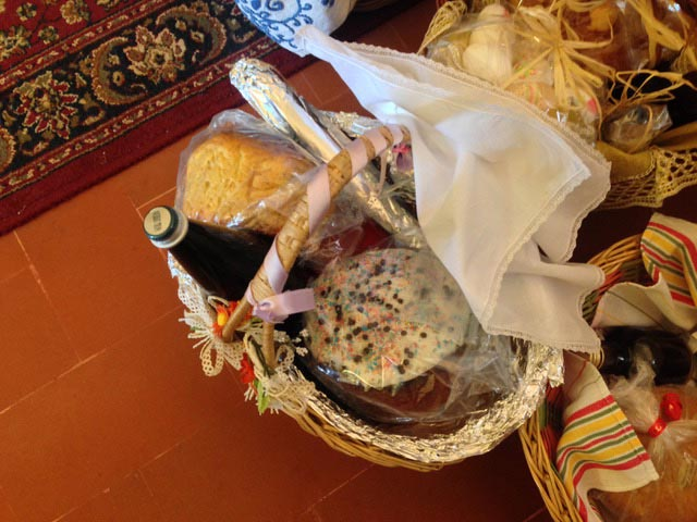 In Umbria, an Easter Morning Feast 04