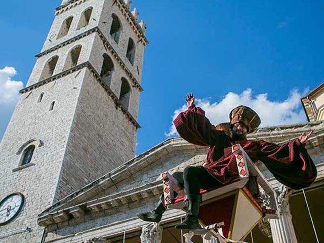 Assisi's Calendimaggio: Living La Passione 1 – 31