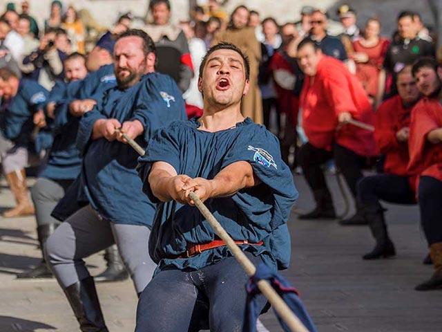 Assisi's Calendimaggio: Living La Passione 1 – 11