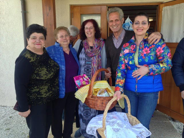 In Umbria, an Easter Morning Feast 06