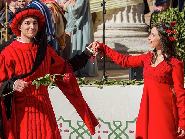 Assisi's Calendimaggio: Living La Passione 1 – 28