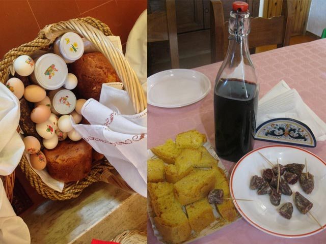 In Umbria, an Easter Morning Feast 02