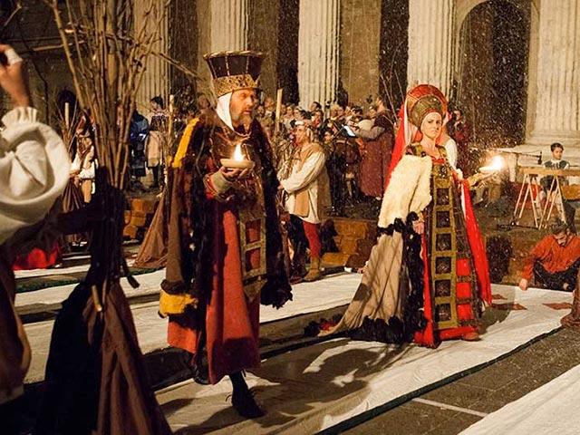 Assisi's Calendimaggio: Living La Passione 1 – 09