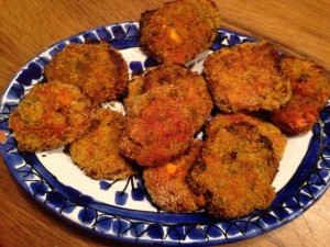 Umbria recipes pumpkin meatballs polpette