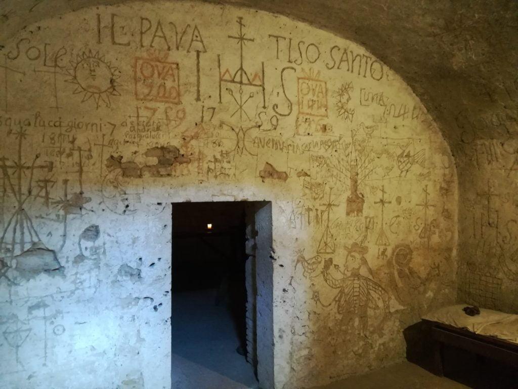 Narni's Underground prison