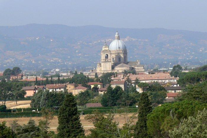 Santa Maria degli Angeli:
