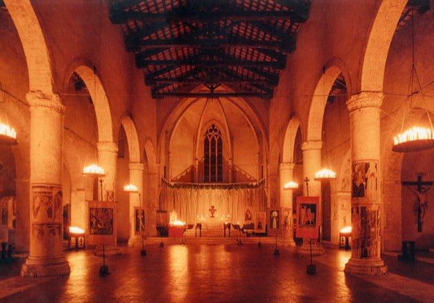 Church of San Francesco in Narni